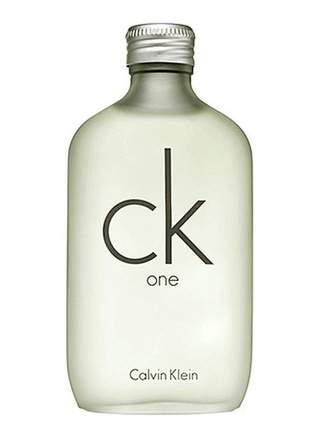 Perfume ck one calvin klein feminino -100ml
