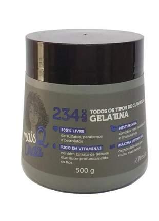 Modelador de cachos gelatina mais q onda triskle 500gr