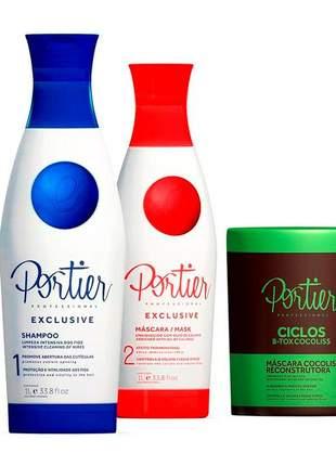 Progressiva portier exclusive + portier ciclos botox cocoliss