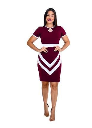 Vestido cristã moda evangélica ref 664