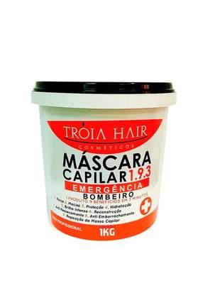 Troia hair máscara capilar 193 emergência 1kg