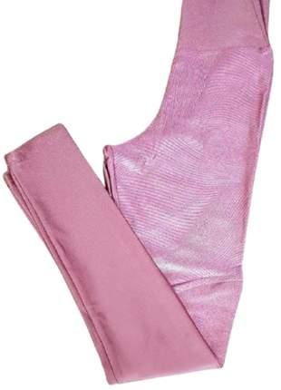 Calça legging rosê