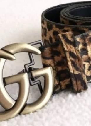 Cinto gucci feminino moda blogueiras feminino gg tendencia modinha - envio rápido