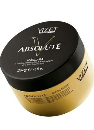 Máscara absoluté vizet 250g
