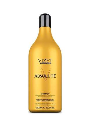 Shampoo absoluté 1000ml vizet