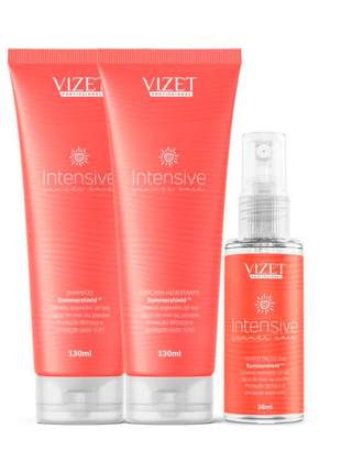 Kit intensive summer care vizet