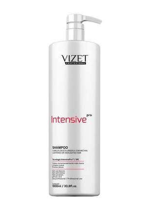 Shampoo intensive pró vizet 1000ml