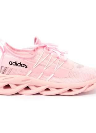 Tênis adidas maverick cordinha rosa