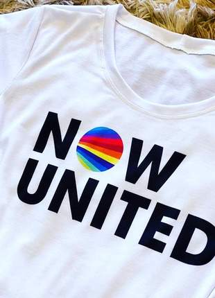 Tshirt now united