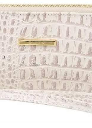 Carteira feminina couro legítimo zíper porta celular luxo
