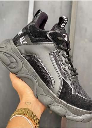 Tênis sneaker buffalo feminino