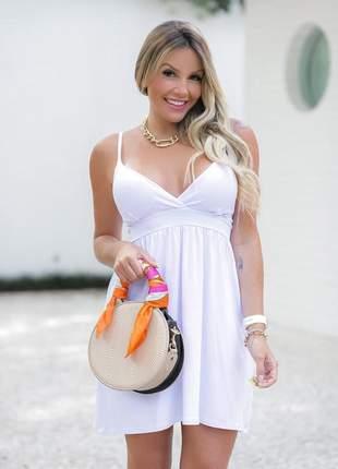 Vestido alcinha