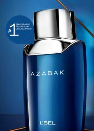 Perfume importado azabak tradicional l bel 100ml