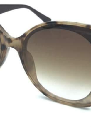 Óculos de sol feminino grande lançamento chic uva