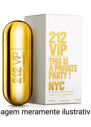 Perfume feminino 212 vip importado