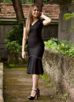 Vestido dark nigth