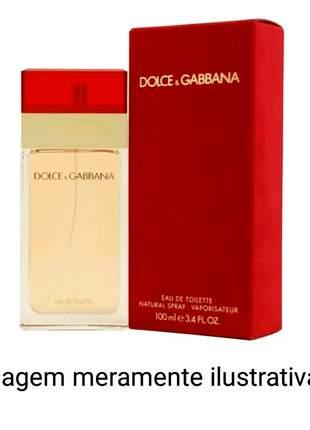 Perfume feminino dolce & gabbana importado