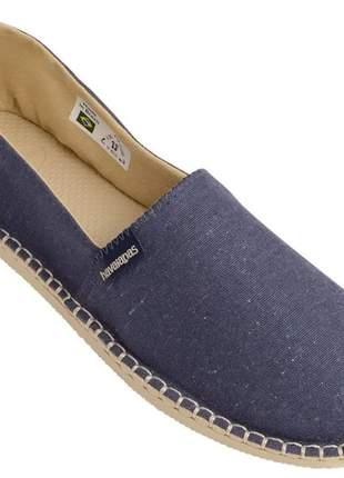 Alpargatas unissex havaianas calce prático  casual