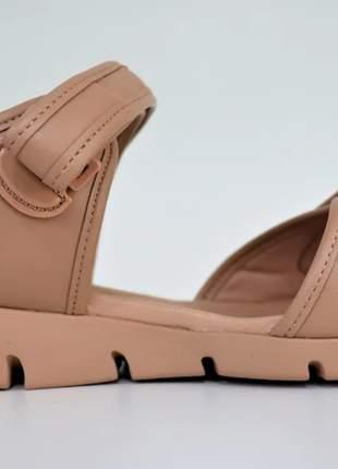 Sandália feminino casual calce prático confortável leve