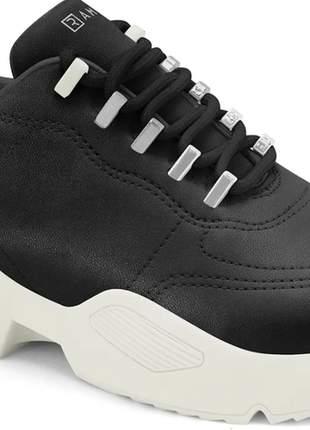 Tênis casual feminino  ramarim chunky sneaker
