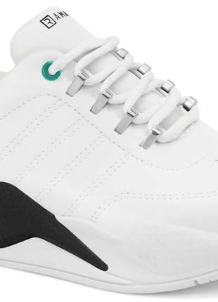 Tênis feminino ramarim sneaker modelo casual