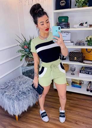 Conjunto de shorts