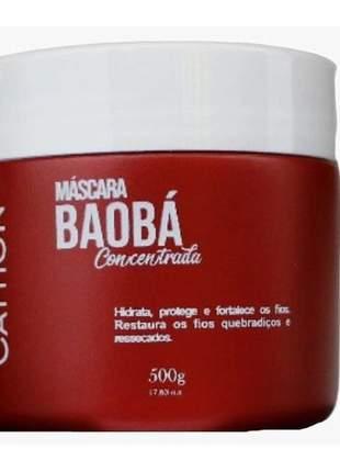 Mascara baoba cattion