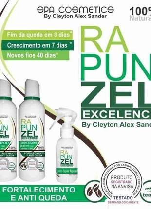 Kit de crescimento anti-queda e fortalecimento do cabelo