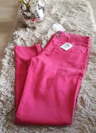 Calça jeans skini  sarja