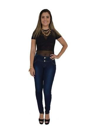 Calça jeans oxtreet