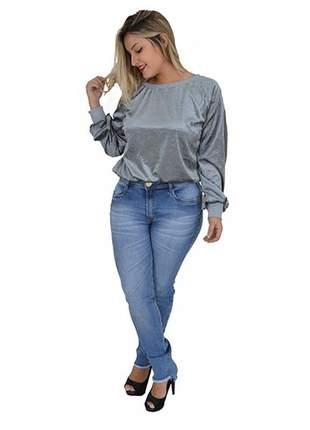 Calça jeans lança perfume promoção
