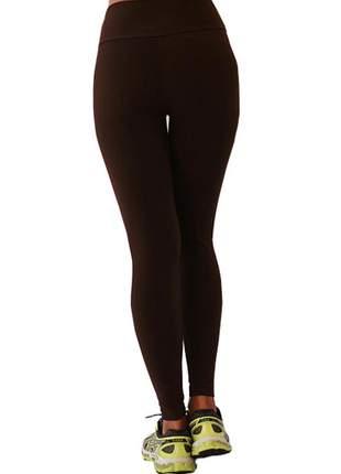 Legging marrom