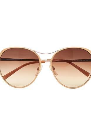 Óculos de sol texturizado verniz show ana hickmann