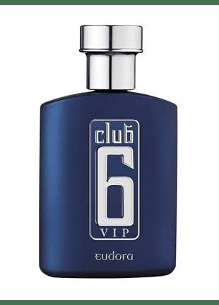 Colônia desodorante club 6 vip 95ml