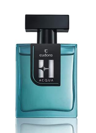 Eudora h acqua desodorante colônia 100ml