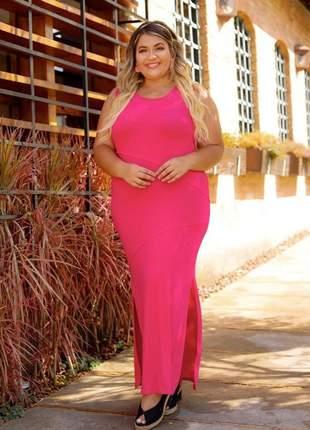 Vestido suzy longo plus size