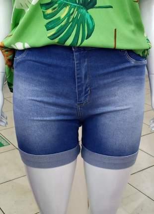 Shorts jeans plus size