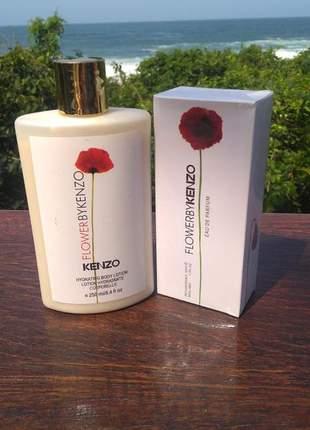 Kit hidratante + perfume kenzo importado
