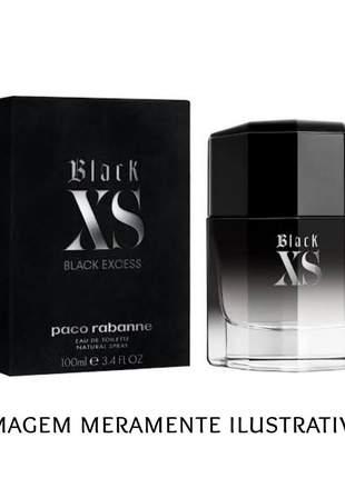 Perfume black xs importado