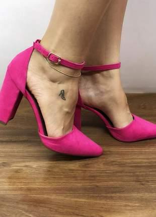 Scarpin pink