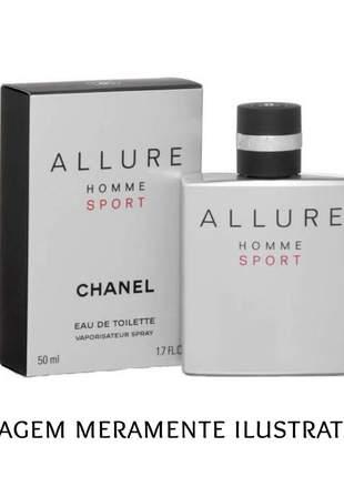 Perfume allure importado