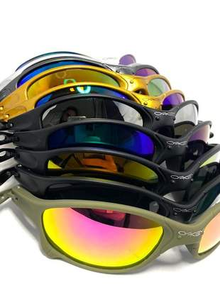 Óculos de sol oakley juliet neymar