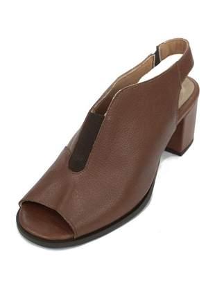 Sandália isabelle dali shoes couro
