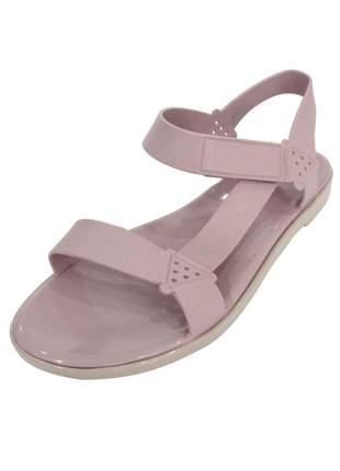 Sandália papete manu dali shoes