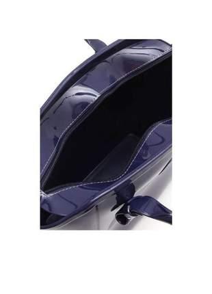 Bolsa petite jolie shape bag pj1770 mega navy
