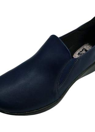 Sapato Feminino Casual Piccadilly Mocassim Confortavel