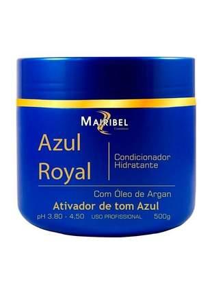 Máscara matizadora azul royal mairibel 500g