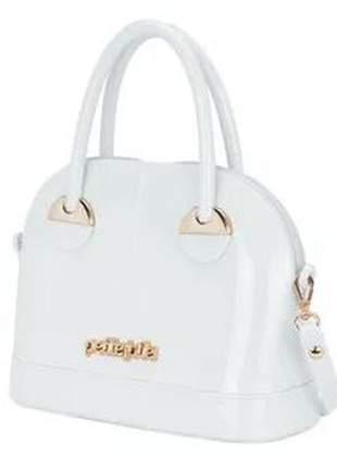 Bolsa petite jolie mind bag pj3529 branco