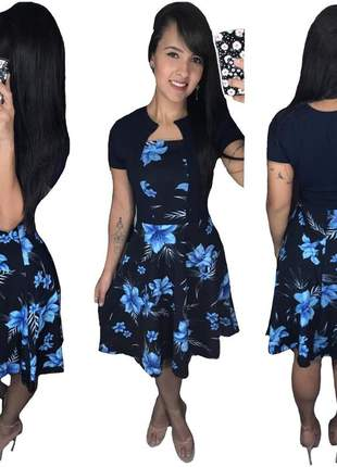 Vestido moda evangélica chique executivo social luxo promoção