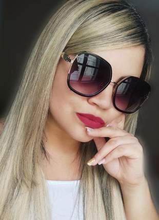 Óculos de sol feminino tendência 2021